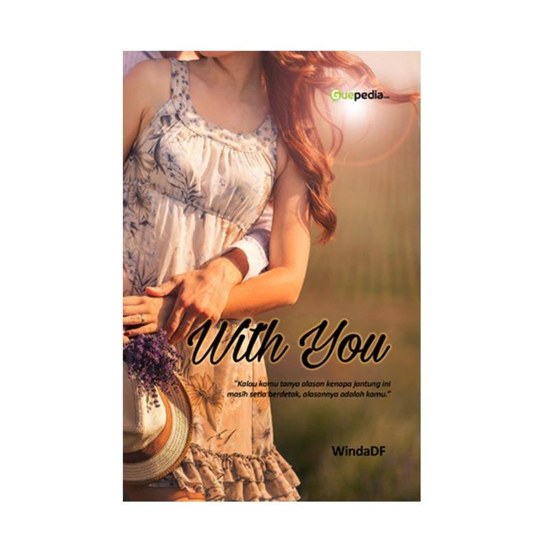 Guepedia With You by WindaDF Buku Novel