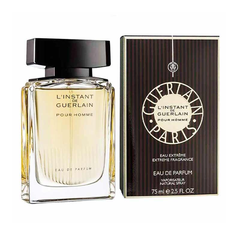 Guerlain L instant de Guerlain Man EDT Parfum Pria [75 mL] Ori Tester Non Box