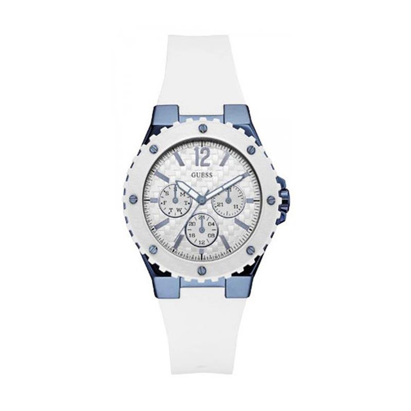 Guess W0149L6 Jam Tangan Wanita - Blue White