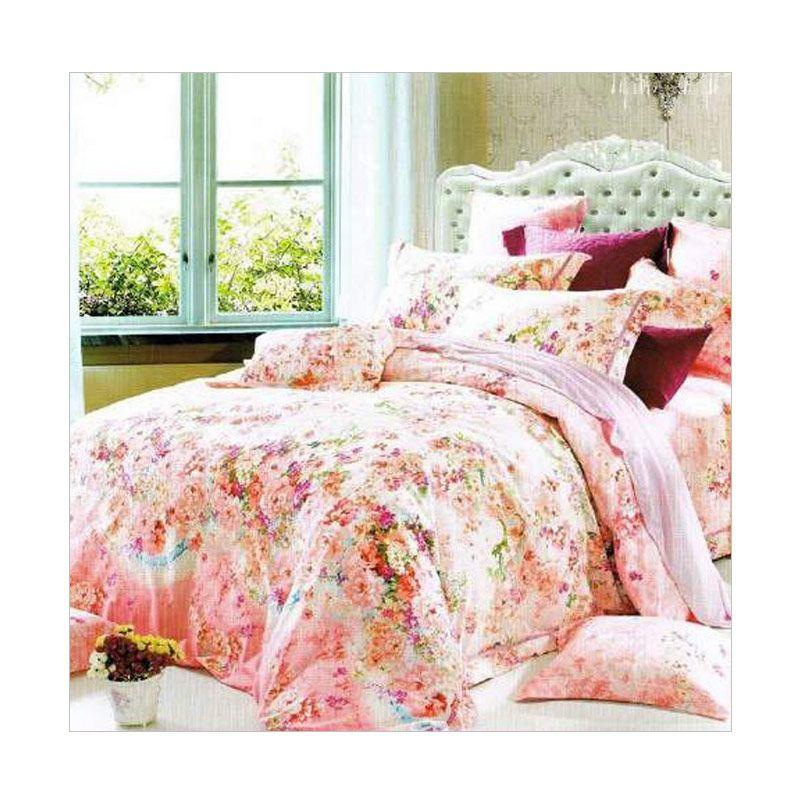 Bleu Duvin PSB MO139-YS159 Pink Set Sprei