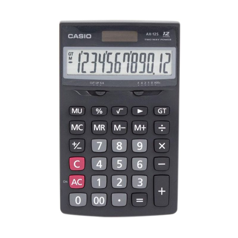 Casio AX-120S Kalkulator