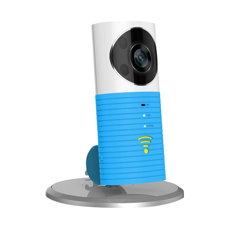 Clever Dog Smart Biru Wireless Security Camera