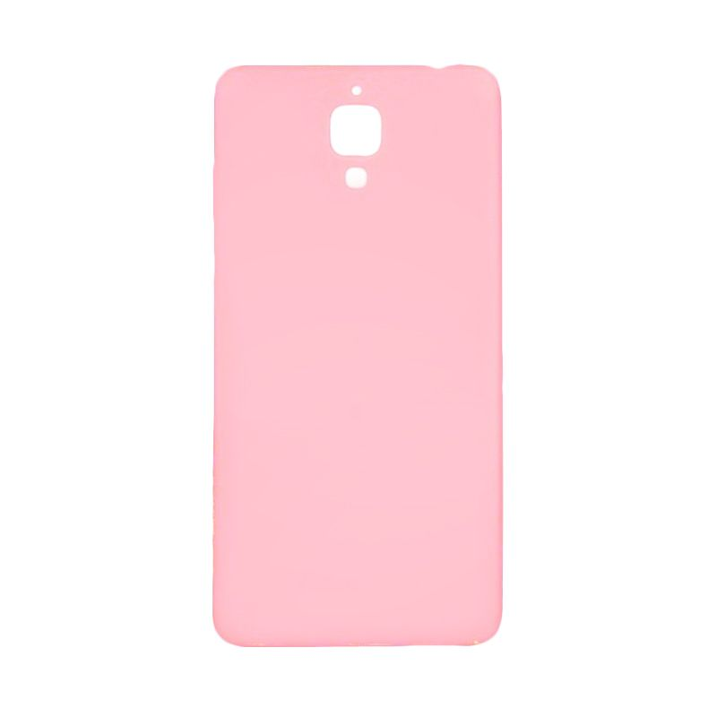 Executive Silicon Pink Casing for Xiaomi Mi-4