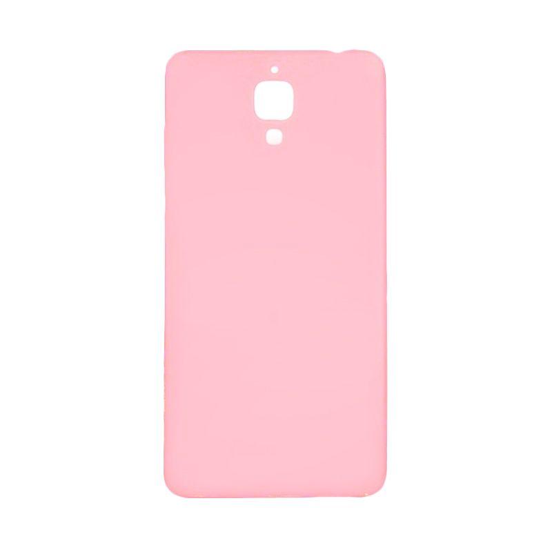 Executive Silicon Pink Casing for Xiaomi Mi-4