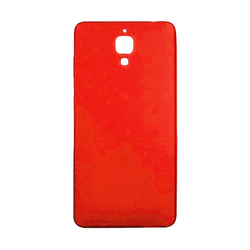 Executive Silicon Red Casing for Xiaomi Mi-4
