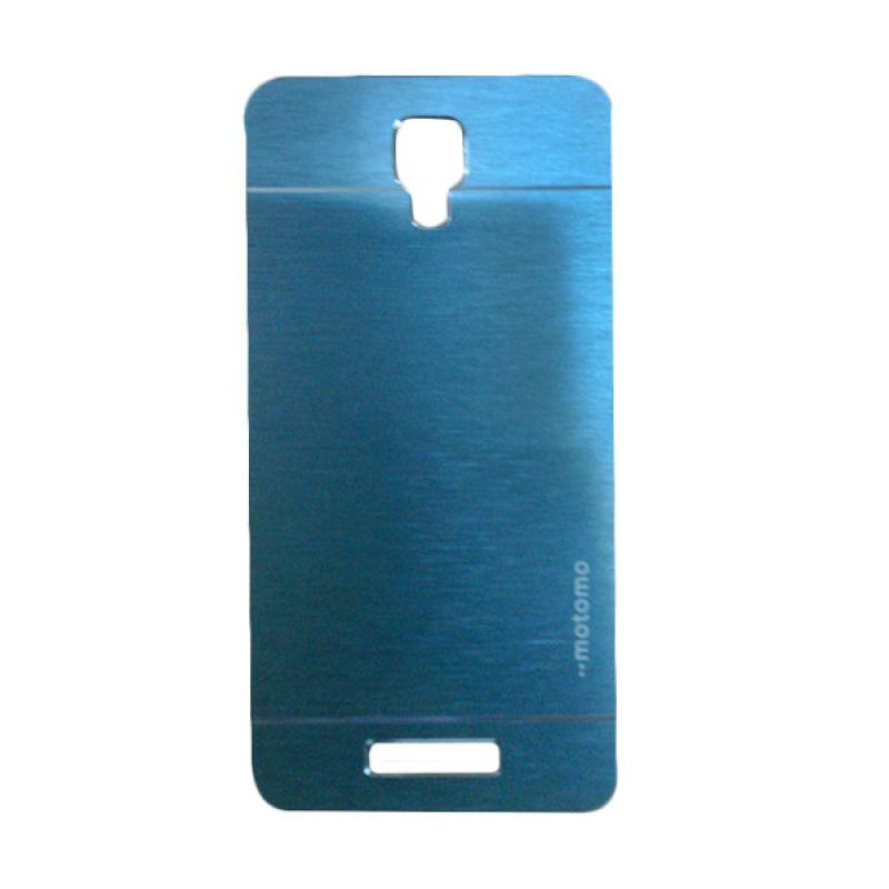 Jete Motomo Metal Blue Casing for Xiaomi Redmi Note 2