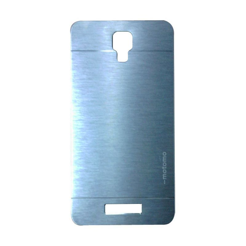 Jete Motomo Metal Grey Casing for Xiaomi Redmi Note 2