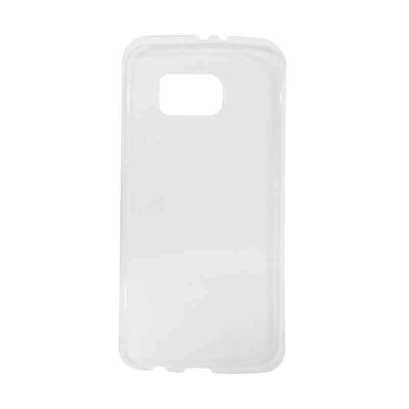 Jete Clear Silicon Casing for Samsung Galaxy S6