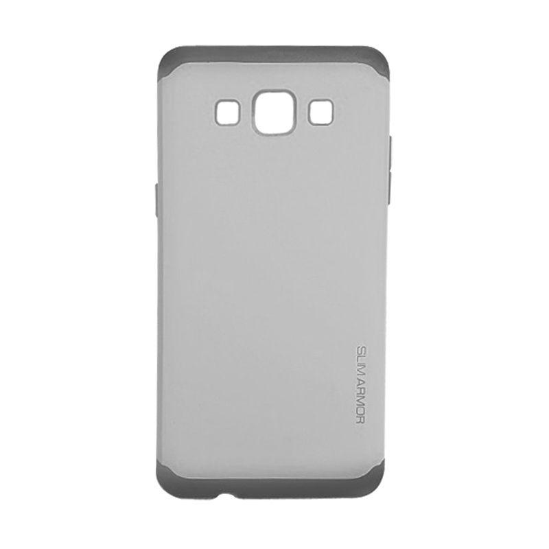 Jete Slim Armor Grey Casing for Samsung Galaxy E5