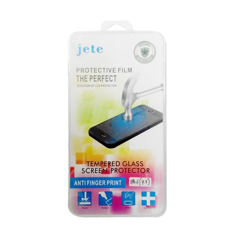 Jete Tempered Glass Screen Protector for iPhone 6