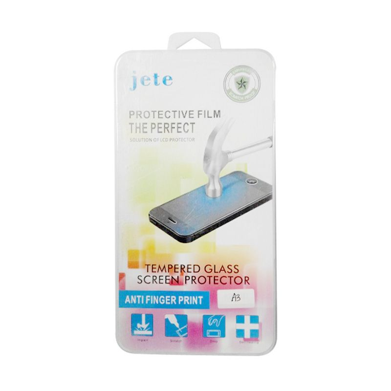 Jete Tempered Glass Screen Protector for Samsung A3 or A300