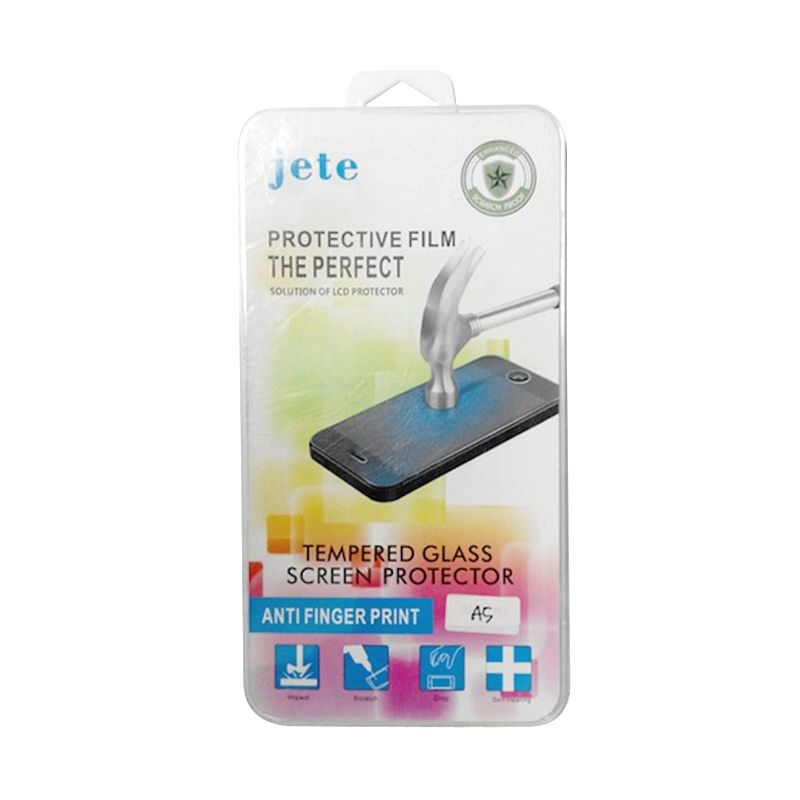 Jete Tempered Glass Screen Protector for Samsung A5 or A500