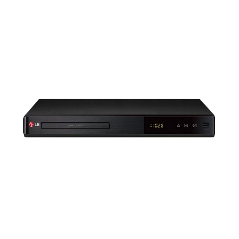 LG DP 547 Hitam DVD Player