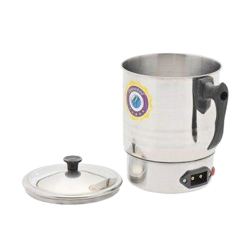 Matsunichi MS-804 Silver Electric Heating Cup