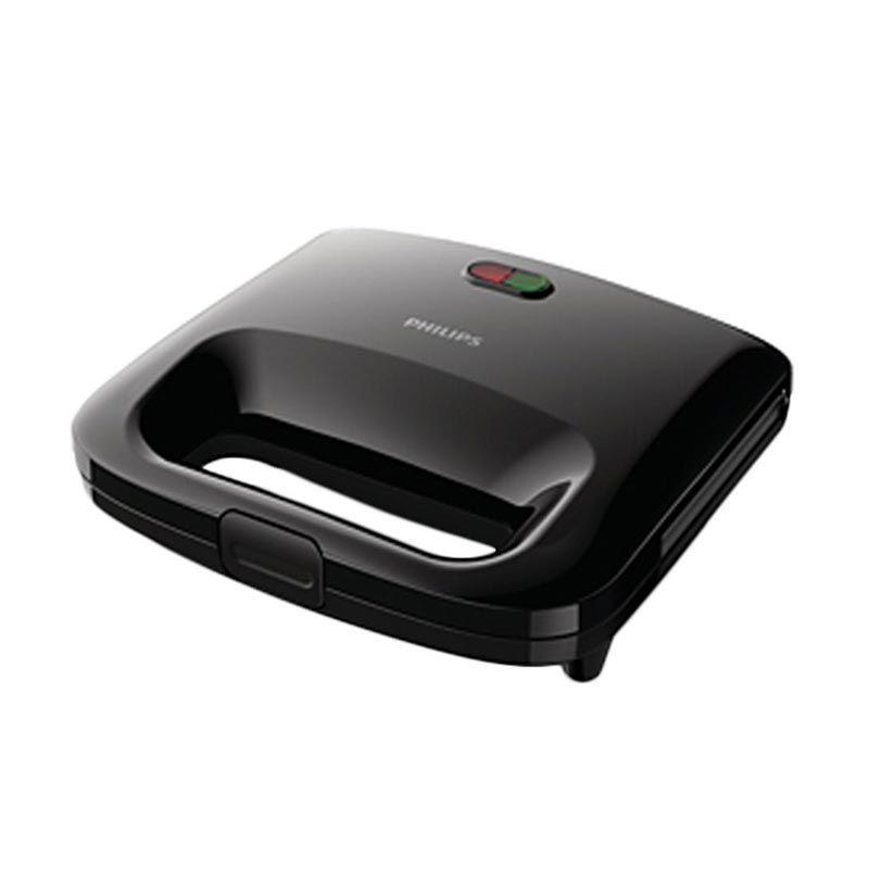 Philips HD-2393 Black Sandwich Maker