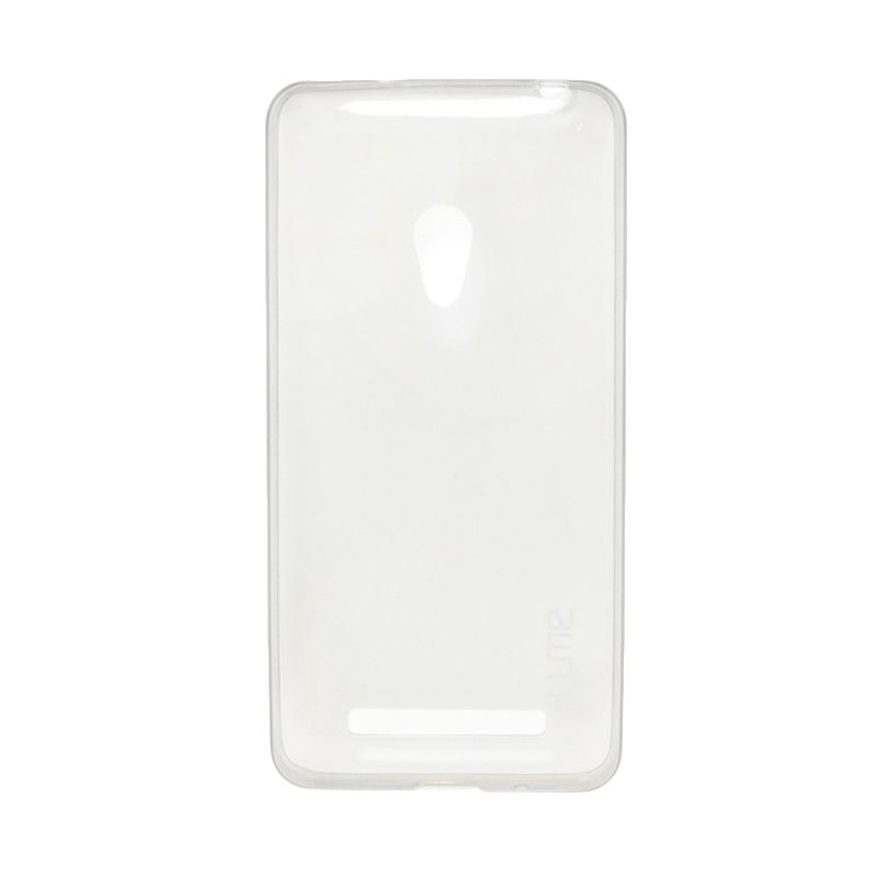 Ume Silicon White Casing for Asus Zenfone 6