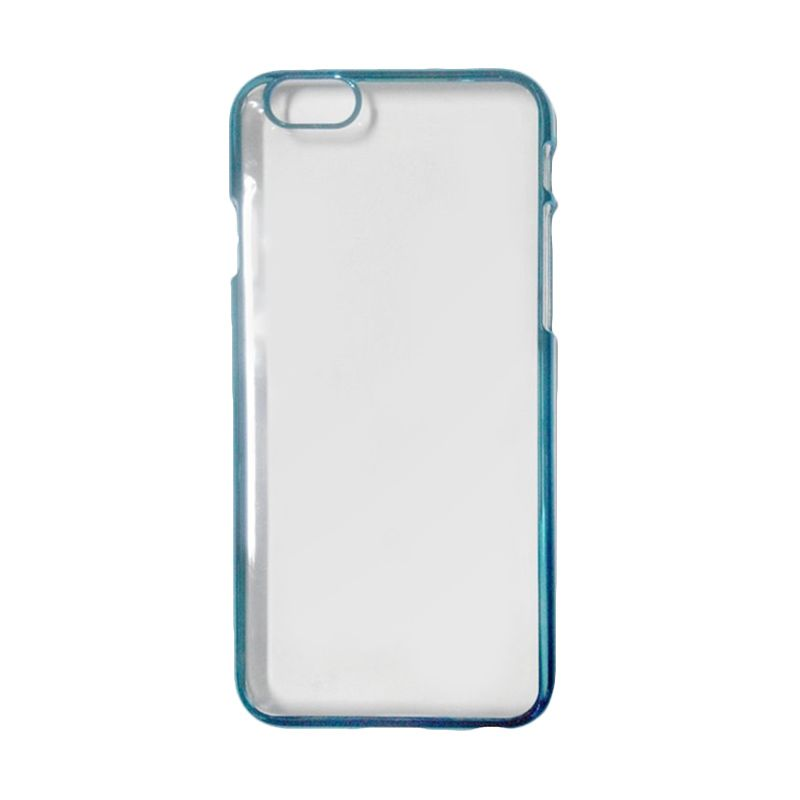 Yasino Chrome Cover Blue Casing for iPhone 6 [4.7'']