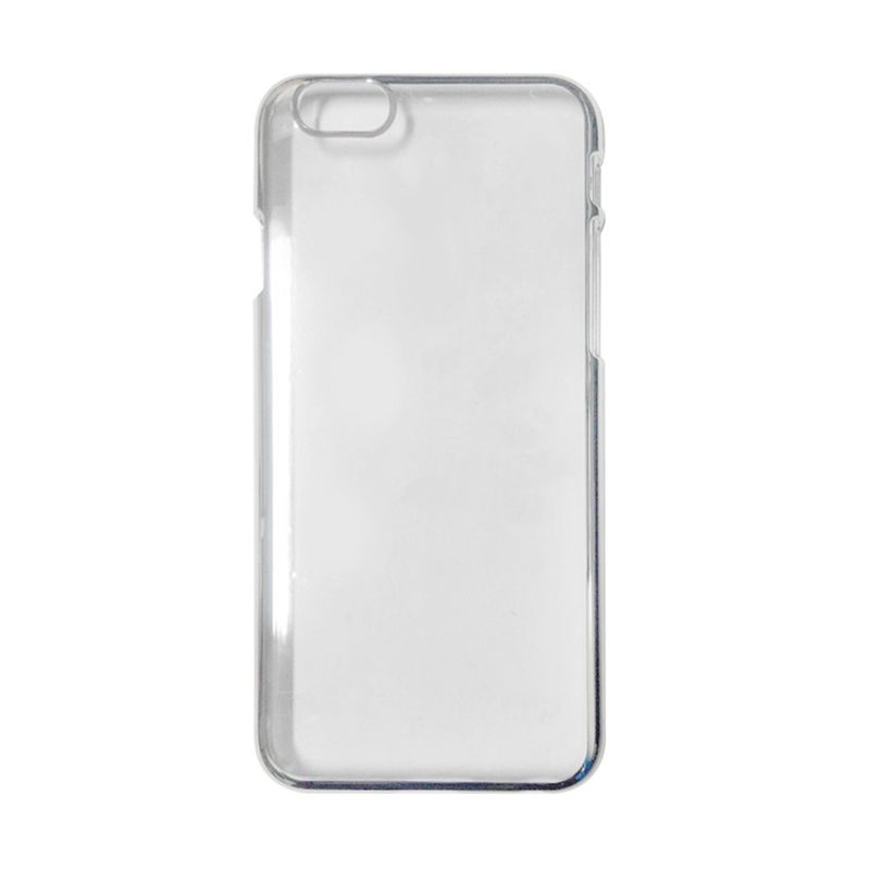 Yasino Chrome Cover Silver Casing for iPhone 6
