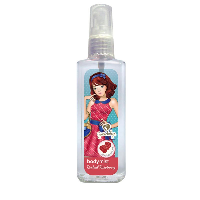 Gwendolyn Body Mist Rachael Raspberry