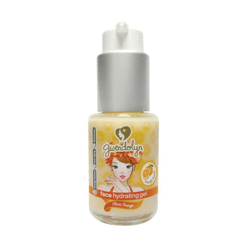 Gwendolyn Face Hydrating Gel Olivia Orange