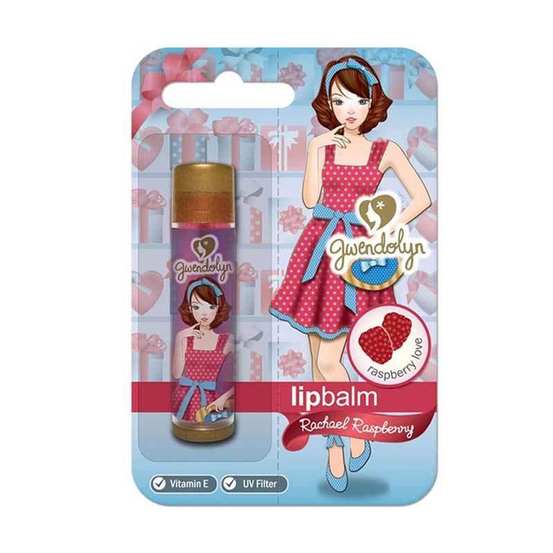 Gwendolyn Lip Balm Rachael Raspberry