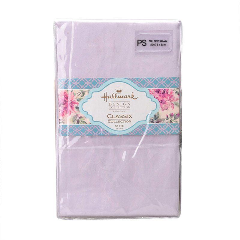 Hallmark HM Classix Pillow Sham HLK44325 Sarung Bantal