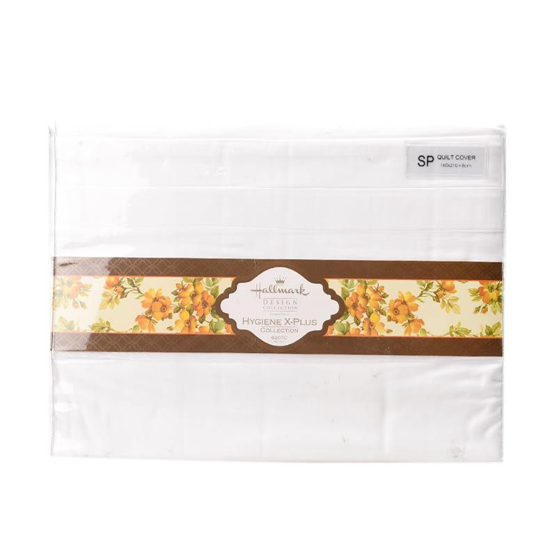 Hallmark HM HXP Quilt HLS44321S Cover Selimut [Single Plus]