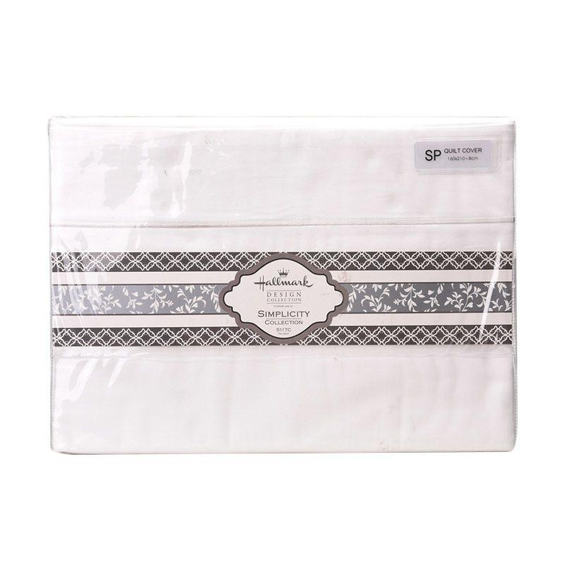 Hallmark HM Simplicity HLS43327S Quilt Cover [Single Plus]