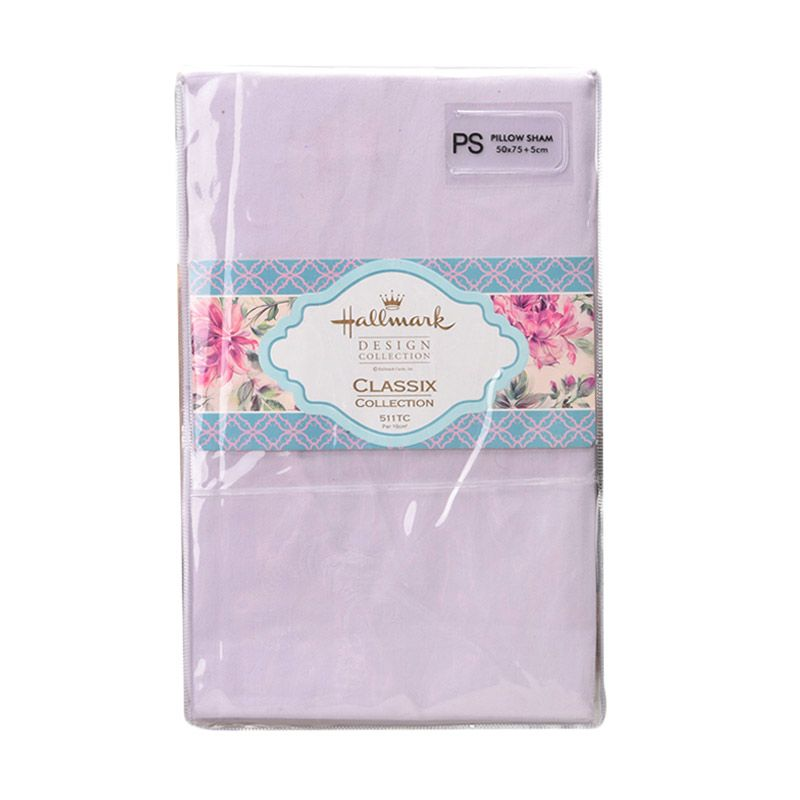 Hallmark HM Simplicity HLS43328 Pillow Sham Sarung Bantal