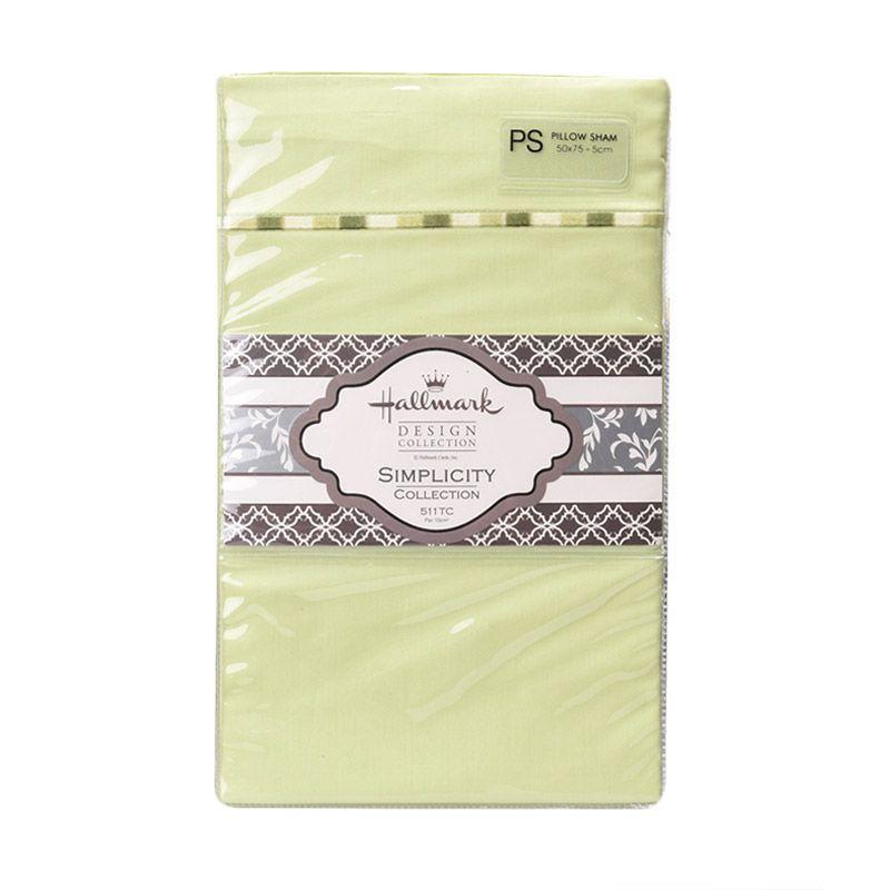 Hallmark HM Simplicity HLS43330 Pillow Sham Sarung Bantal