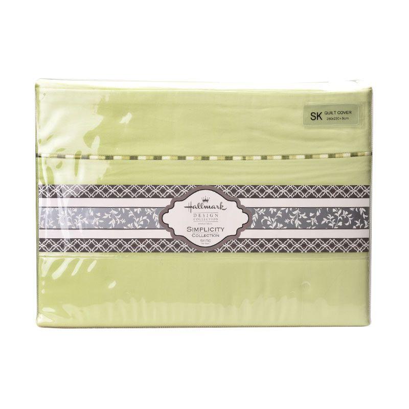 Hallmark HM Simplicity HLS43330L Quilt Cover [Super King]
