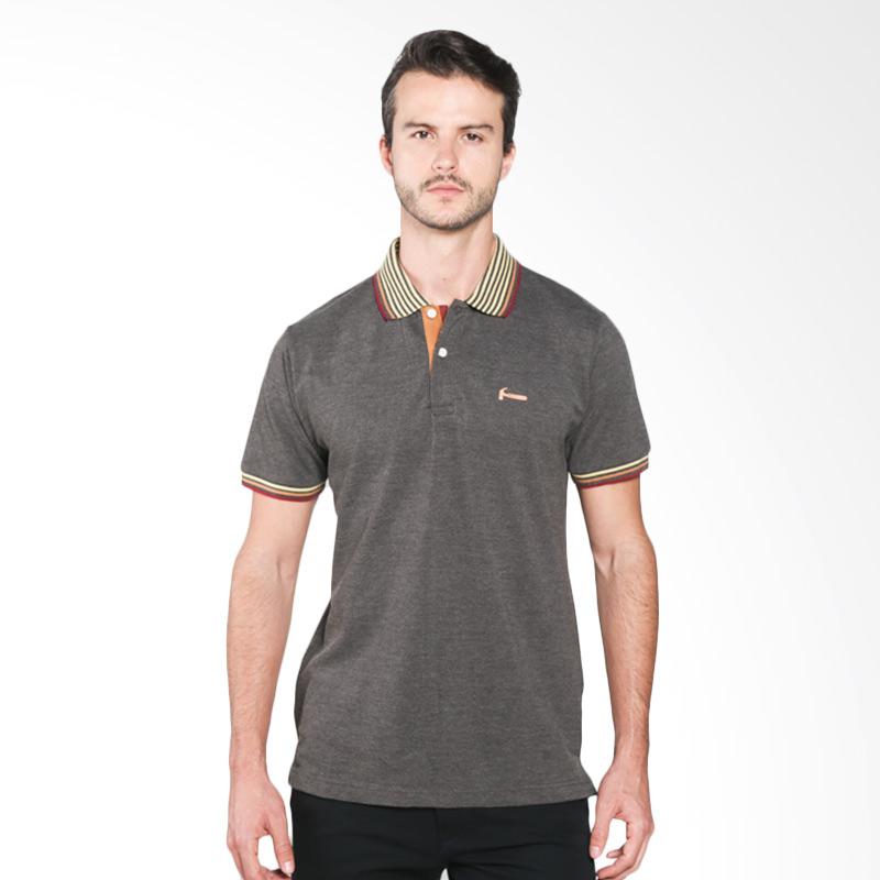 Hammer E1PF336H01 Polo Fashion Polo Shirt - Blank Ink / Raven Extra diskon 7% setiap hari Extra diskon 5% setiap hari Citibank – lebih hemat 10%
