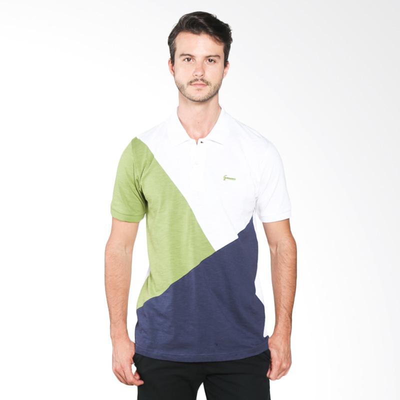 Hammer F1PF356W01 Polo Fashion Polo Shirt - White Extra diskon 7% setiap hari Extra diskon 5% setiap hari Citibank – lebih hemat 10%