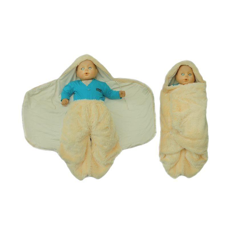Hanaroo Fluffy Blanket Cream