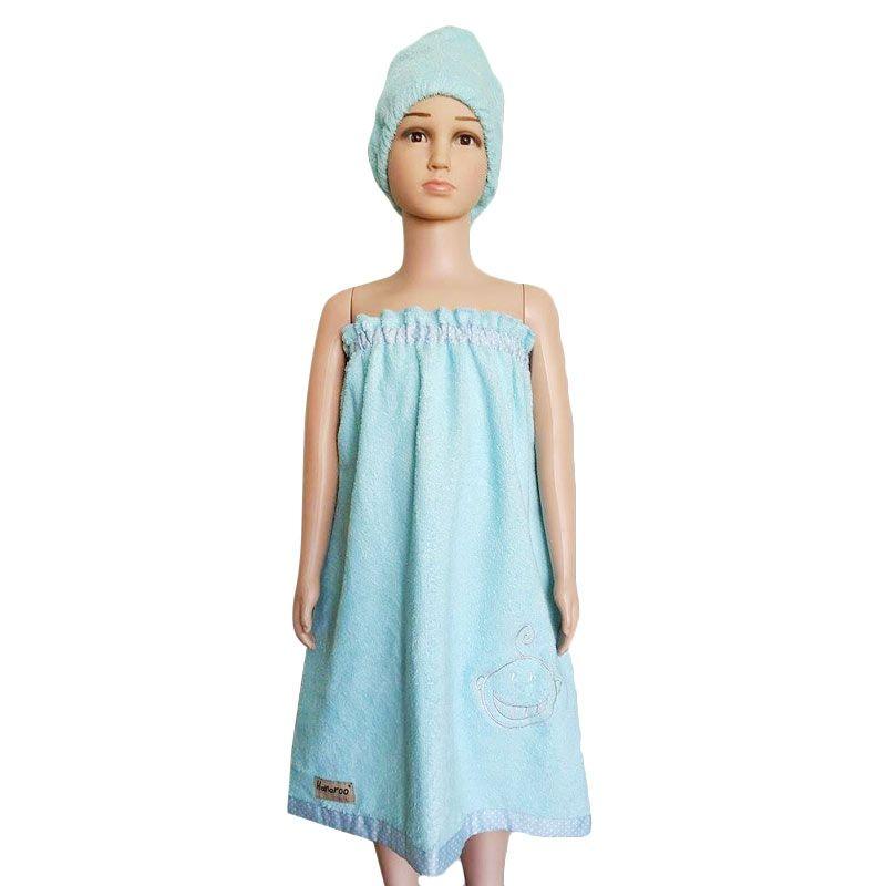 Hanaroo Kemben Mint Towel Handuk + Turban [Size M]