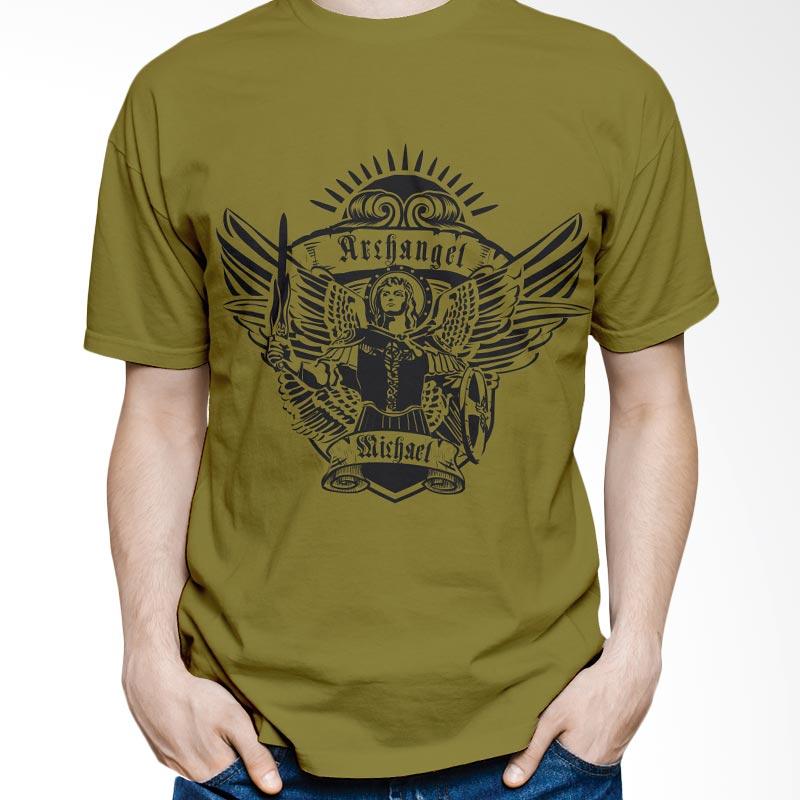 Handesign ARC1 T-Shirt Unisex - Hijau Army