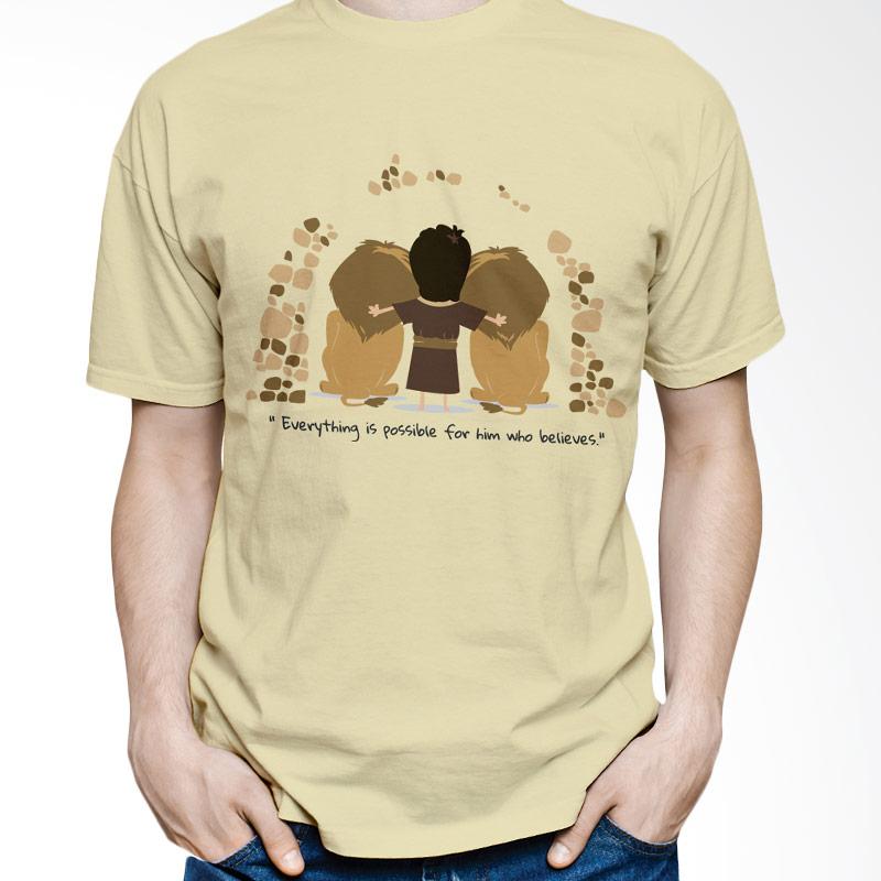 Handesign DAN1 T-Shirt Unisex - Coklat