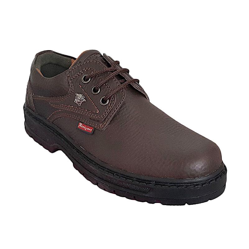 Handymen HM 771 Brown Sepatu Pria