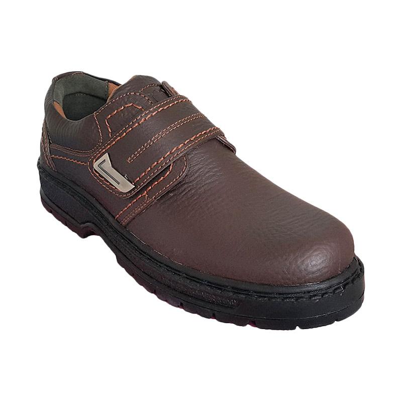 Handymen HM 773 Brown Sepatu Pria