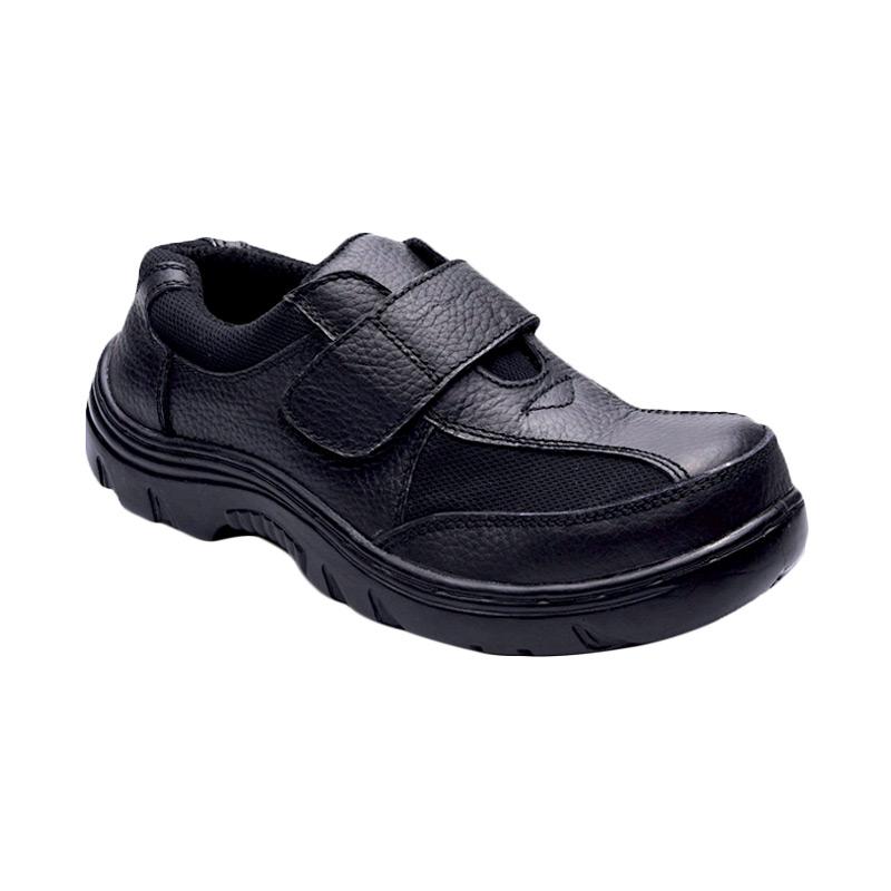 Handymen LSS 01 Black No 39 Sepatu Pria