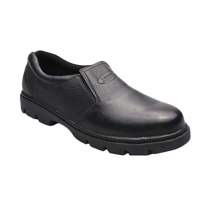 Handymen SF 01 Black Sepatu Pria