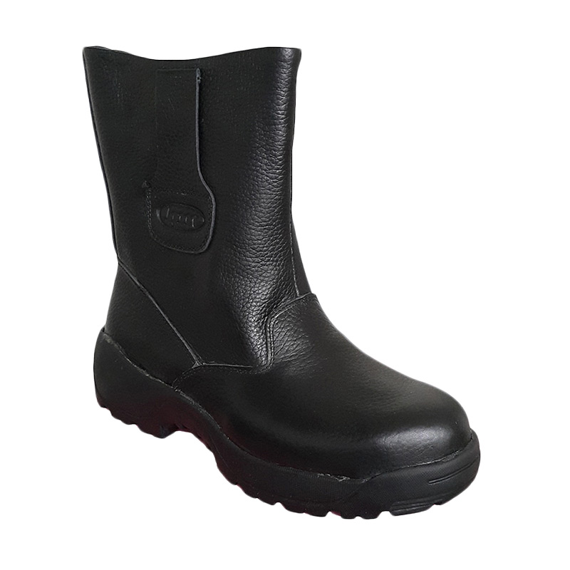 Handymen SF 20 Black Boot Safety Shoes