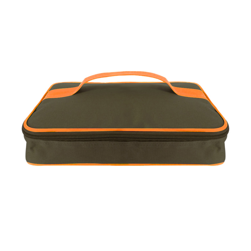 Hanna Tas Lunch Box - Coklat [27x18x6 cm]