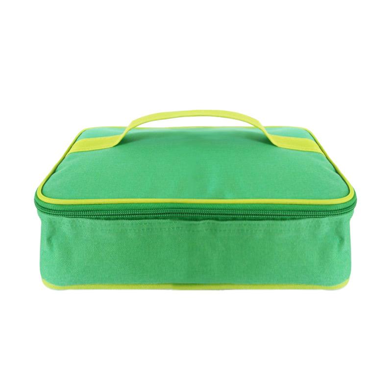 Hanna Tas Lunch Box - Hijau [27x18x12 cm]
