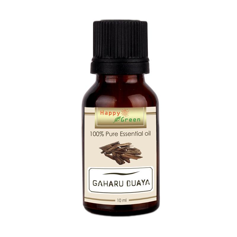 HAPPY GREEN Agarwood Essential Oil Minyak Gaharu Buaya [10 mL]