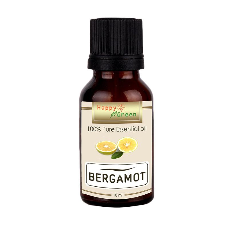 HAPPY GREEN Bergamot Essential Oil Minyak Bergamot