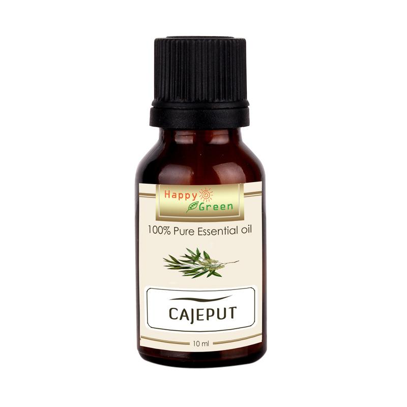 HAPPY GREEN Cajeput Essential Oil Minyak Kayu Putih