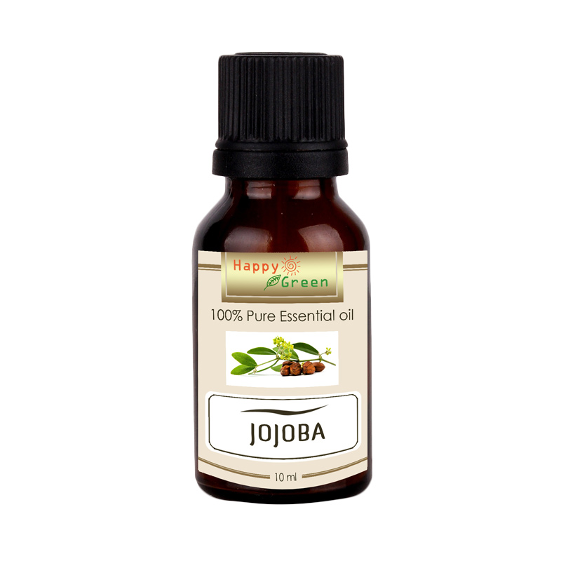 Happy Green Jojoba Essential Oil Minyak Jojoba [10 mL]