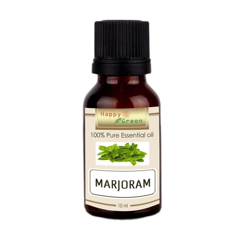 Happy Green Marjoram Essential Oil Alang-Alang Hijau