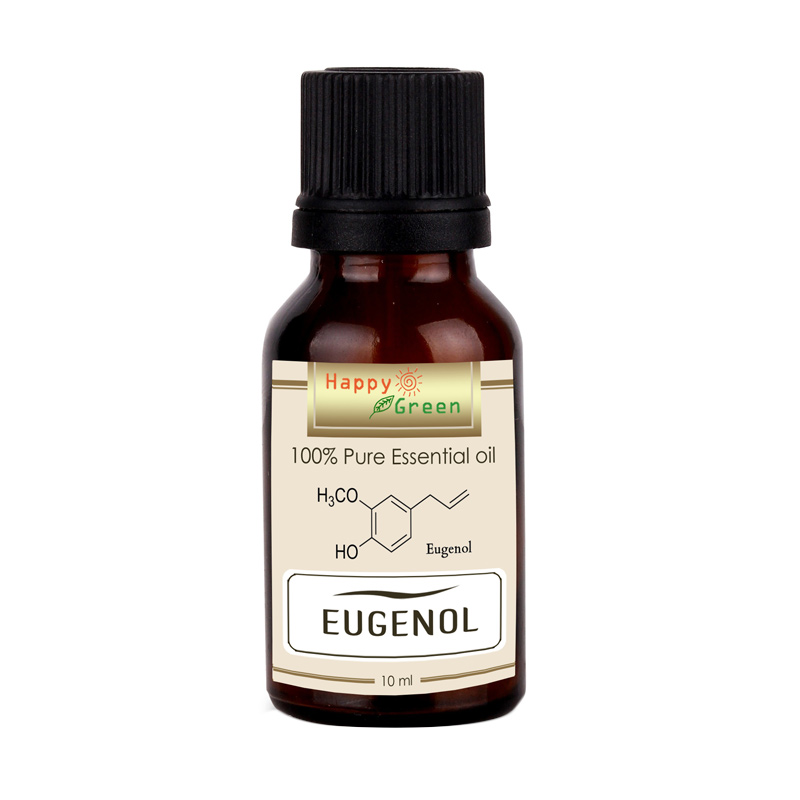HAPPY GREEN Murni Minyak Eugenol [10 mL]
